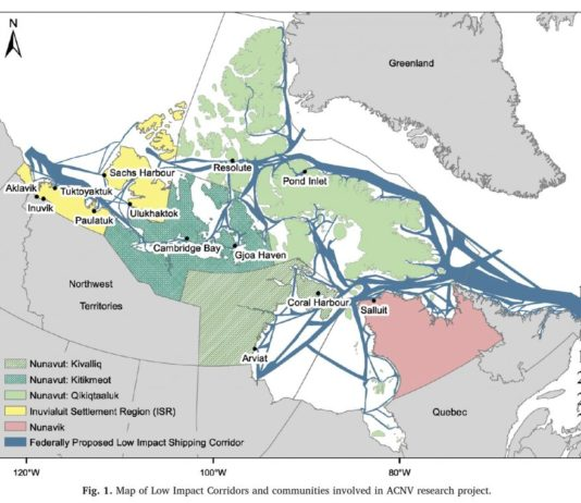 Research team injects Inuit views into Ottawa's plan for safe Arctic shipping