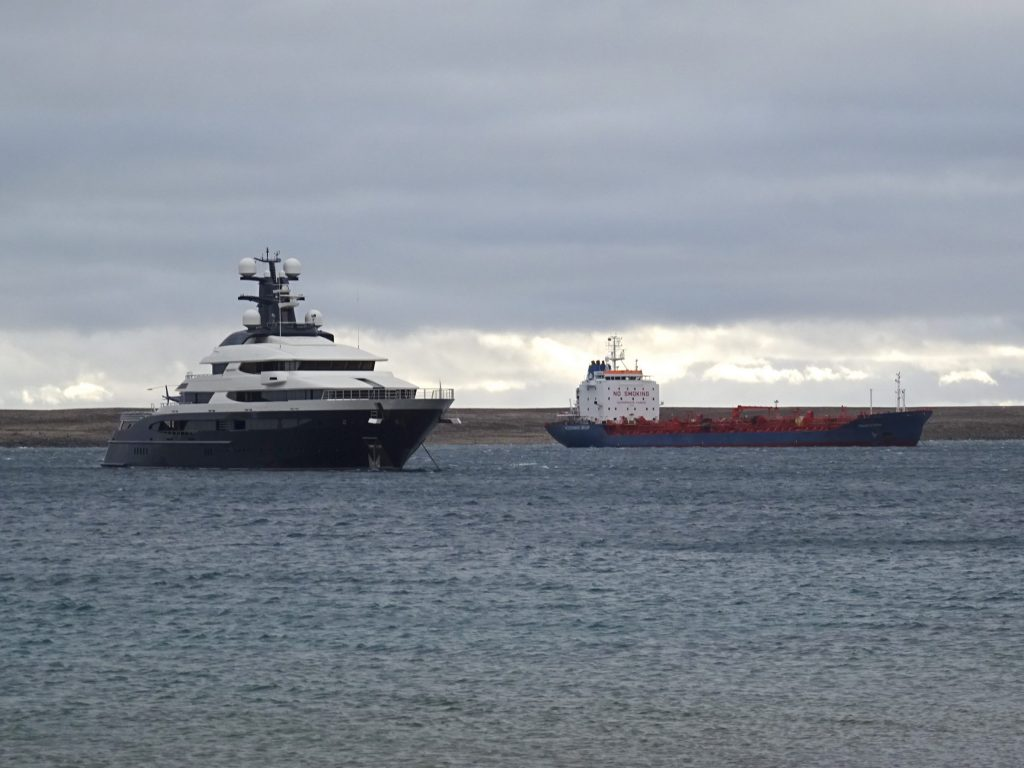 Canada's western Arctic waters are set to see better marine monitoring - ArcticToday