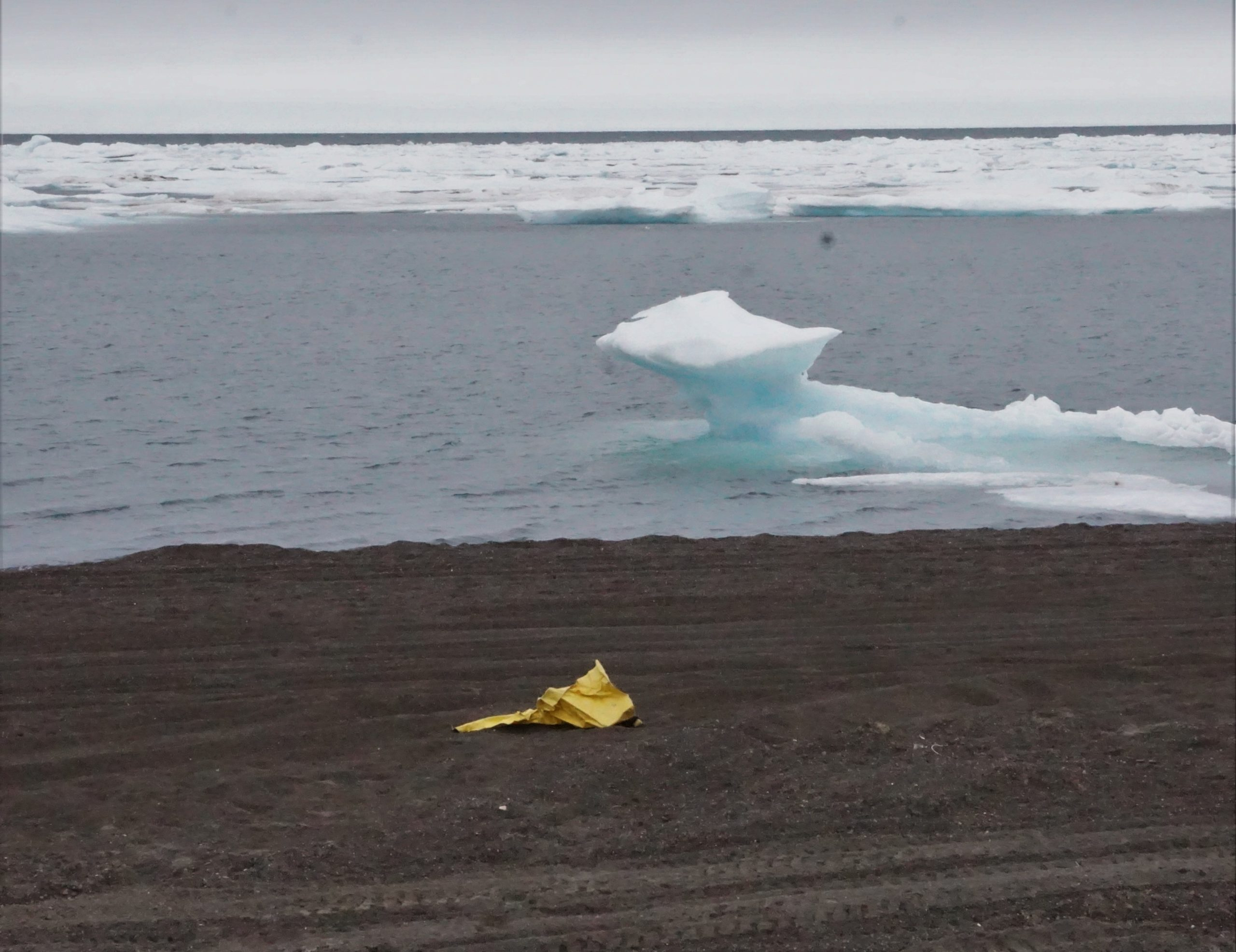 A rising tide of plastic pollution in the Arctic is spurring international action - ArcticToday