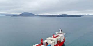 Greenland's Royal Arctic Line faces criticism for plans to use heavy fuel oil until 2029