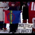 Greta Thunberg joins climate protest in Arctic Sweden