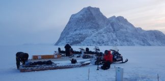 For the first time, Inuit-built ice thickness sensors have been deployed in Nunavut