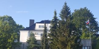 Russian Embassy denies accusations of influence operations in Norway