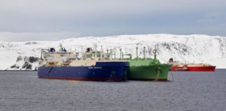 Novatek and Tschudi Group return to Norway's Honningsvåg to transfer LNG