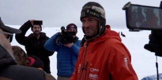 Norway's Waerner is first to Unalakeet, as the Iditarod reaches the coast