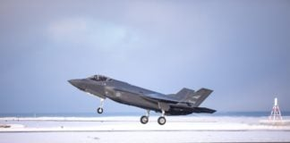 Norway's new F-35 scrambled for first time to meet Russian anti-sub aircraft