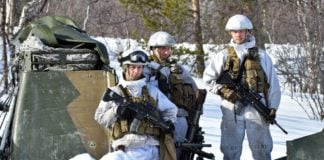 Norway cancels a major Arctic military exercise due to coronavirus outbreak