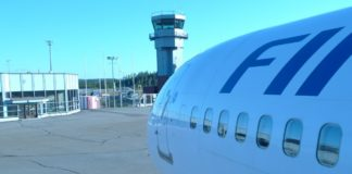 Finnair cancels all flights to northern Lapland