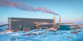 Nunavut's mining revenues and production were up in 2019