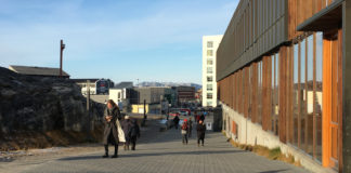 A newly proposed language requirement highlights simmering divisions in Greenland