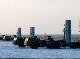 Russia tests air defense system in Novaya Zemlya, as US and Norwegian warplanes train together in the North