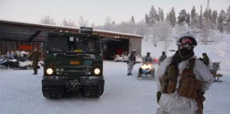 16,000 NATO soldiers kickstart Norwegian Arctic war games in sub-freezing temperatures