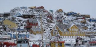 Stay at home for the holidays, Greenland warns would-be travelers
