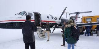 North Slope Borough, bankrupt airline reach deal allowing alternate carriers access to facilities