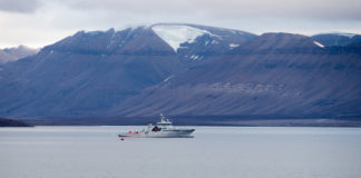 Russia protests after Norway detains trawler near Svalbard