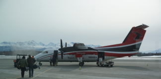 Communities scramble after Alaska's main rural air carrier grounds nearly all flights