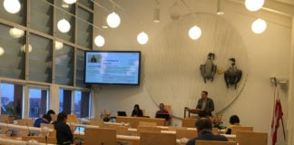 Greenland's parliament calls an early election
