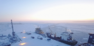 Construction of Novatek's Arctic LNG 2 project is ahead of schedule