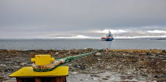 Nunavut says its fuel supply is safe during the COVID-19 pandemic