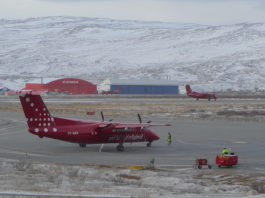 Greenlanders abroad to be flown home 'as soon as possible' as UK coronavirus variant spreads