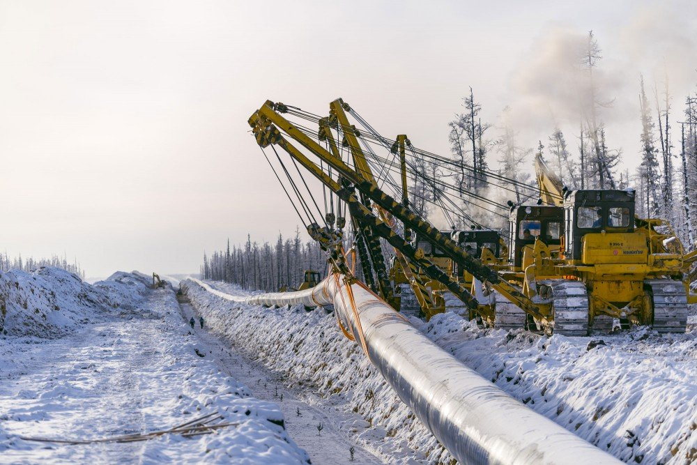 Gazprom plans to link its Arctic gas fields in Yamal to China - ArcticToday