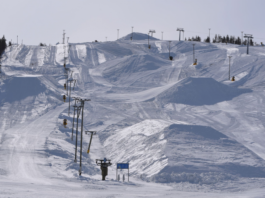 A Finnish Arctic ski resort closed by coronavirus tests a creative approach to plan for next season