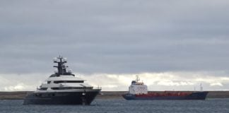 A new report shows that more ships are visiting the Arctic