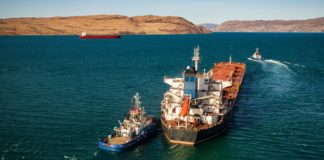 A Nunavut mine is considering an anchorage off Greenland
