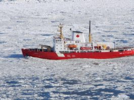 The coronavirus pandemic has shortened CCGS Amundsen's Arctic research season