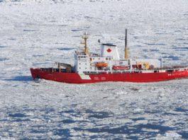 The coronavirus pandemic has shortened CCGS Amundsen's Arctic research season