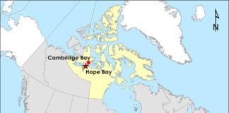 Nunavut's Hope Bay goldfields to be bought by China's SD Gold