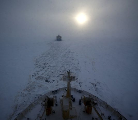 Why Russia could soon emphasize a more expansive Arctic shipping corridor