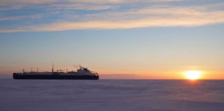 Coronavirus hasn't slowed growth on Russia's Northern Sea Route