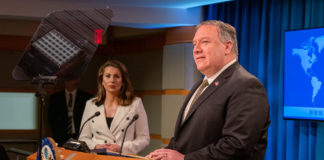 US Secretary of State Pompeo to discuss Arctic issues with Greenland's foreign minister next week
