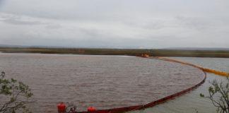 Putin calls Arctic fuel spill unprecedented for Russia