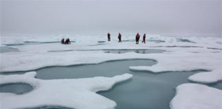 Some Arctic research will continue in Canada, thanks to local partnerships