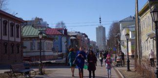 Coronavirus spikes in Arkhangelsk