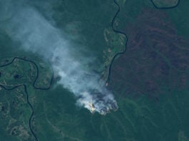 Siberia temperatures hit a record for June as wildfires spread