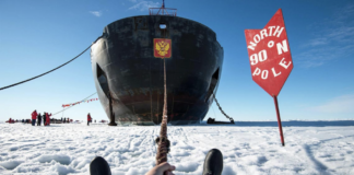 North Pole tourist cruises are rescheduled to 2021