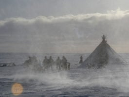 A region in Russia's Arctic was the only one to vote against constitutional changes
