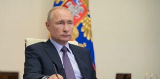 After a massive Arctic fuel leak, Putin signs a law requiring firms to be ready for oil spills