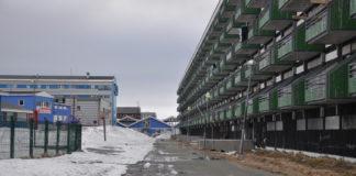 Reimagining the future of habitation in Greenland