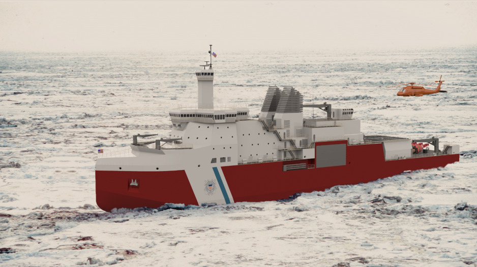 The US may be looking to acquire 10 more icebreakers — possibly from Finland - ArcticToday