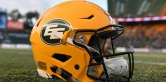 Edmonton CFL team officially drops name