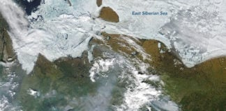 Climate-driven changes in the Arctic are interconnected, says 2020 annual report card