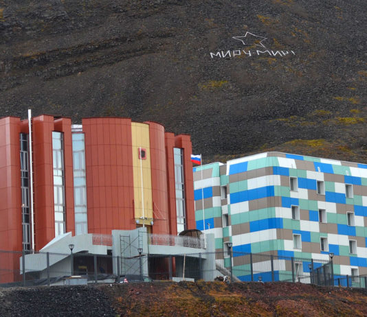 An apparently coordinated Russian response challenges Norway's position in Svalbard