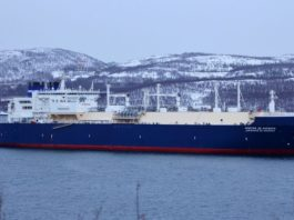 Russian Arctic shipments to Asia grow slightly, as LNG carriers deliver to eastern markets