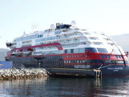 Norway's Hurtigruten halts cruises after a COVID-19 outbreak on an Arctic voyage
