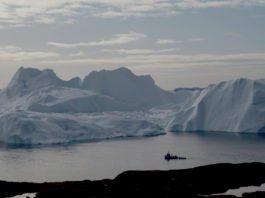 Greenland's ice has shrunk beyond return, a new study finds