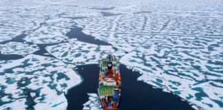 The international MOSAiC expedition to the Arctic has reached the North Pole